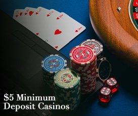 $5 Minimum Deposit Casinos casinoonlinecanadian.ca