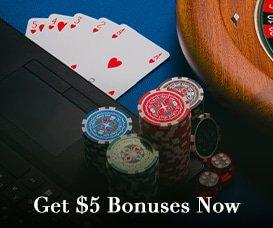 Get $5 Bonuses Now casinoonlinecanadian.ca